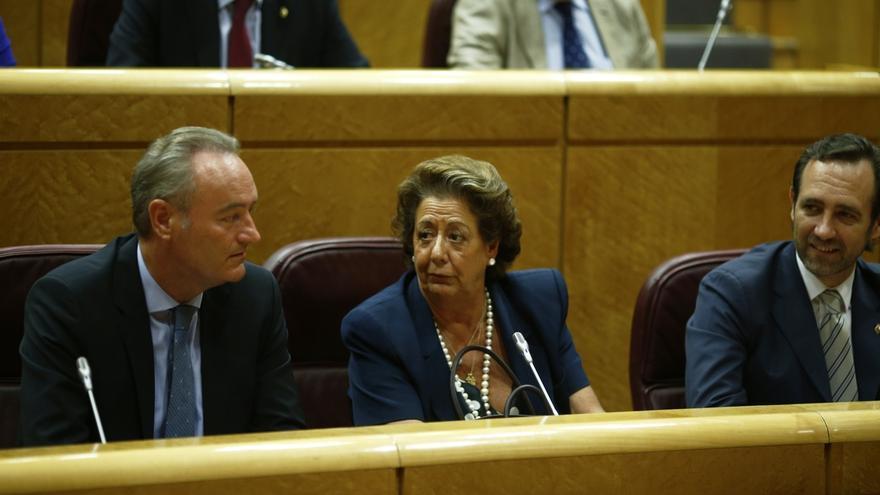 El PP debe decidir si vuelve a situar a Barberá como presidenta de una Comisión en el Senado este martes
