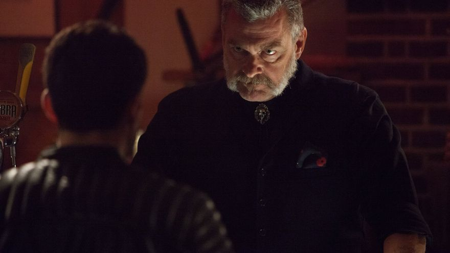 Ray Stevenson en Accident Man