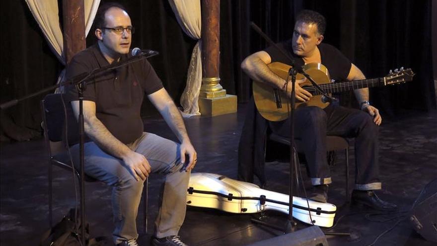 """Curro Piñana: """"El flamenco crea adeptos en todo el mundo, te engancha"""""""