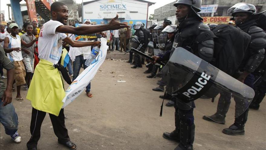 HRW denuncia la muerte de 51 jóvenes a manos de la Policía en la RDC