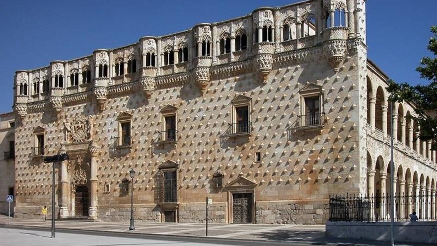 La estructura del Palacio del Infantado no presenta aluminosis, salvo en una de las galerías, según Cultura