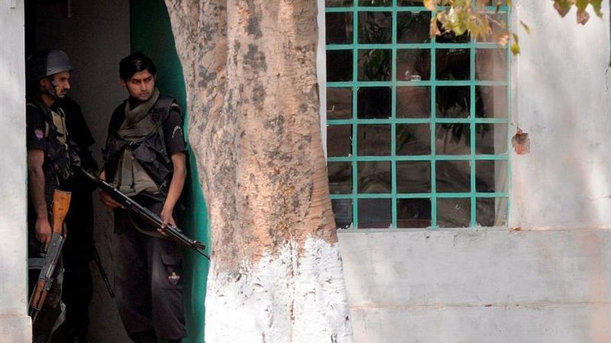 Autoridades evitan un ataque y matan a dos supuestos terroristas en Pakistán