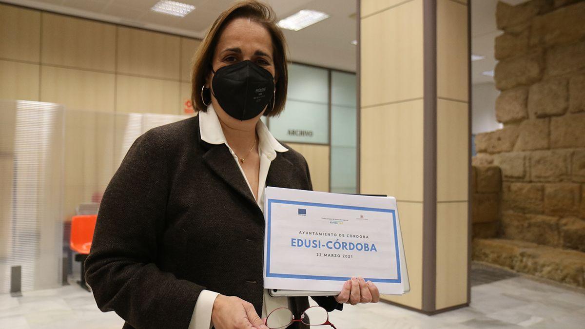 Blanca Torrent hace balance de los proyectos Edusi.