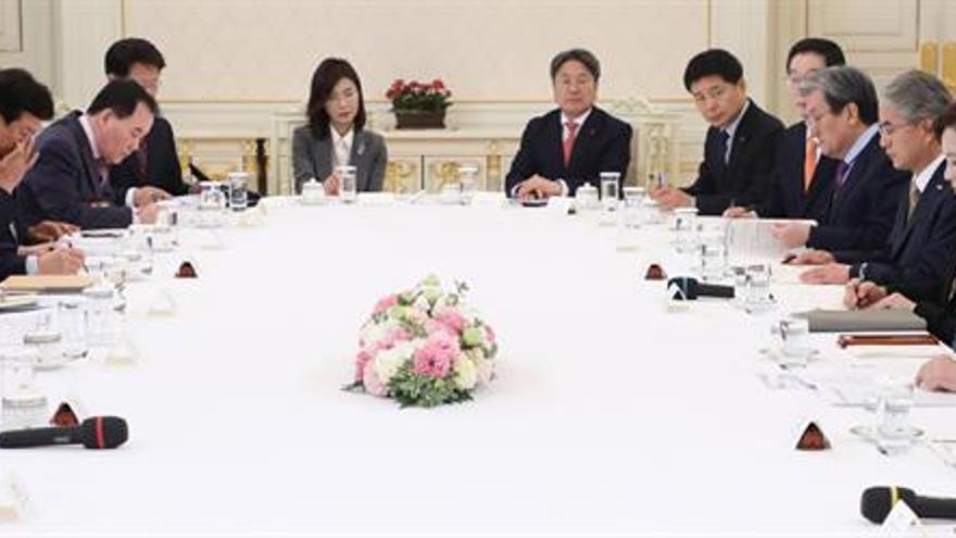 Corea del Sur registra de golpe 15 nuevos contagios del coronavirus