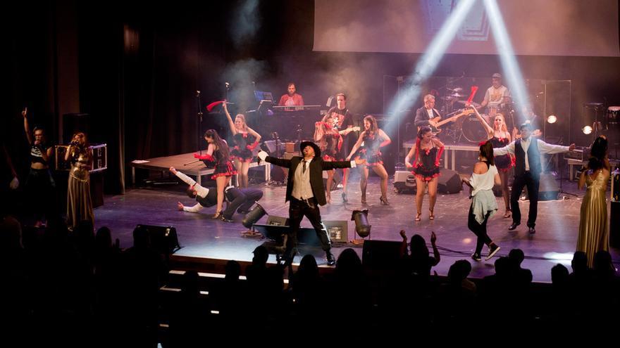 Imagen del espectáculo equivalente celebrado en 2015