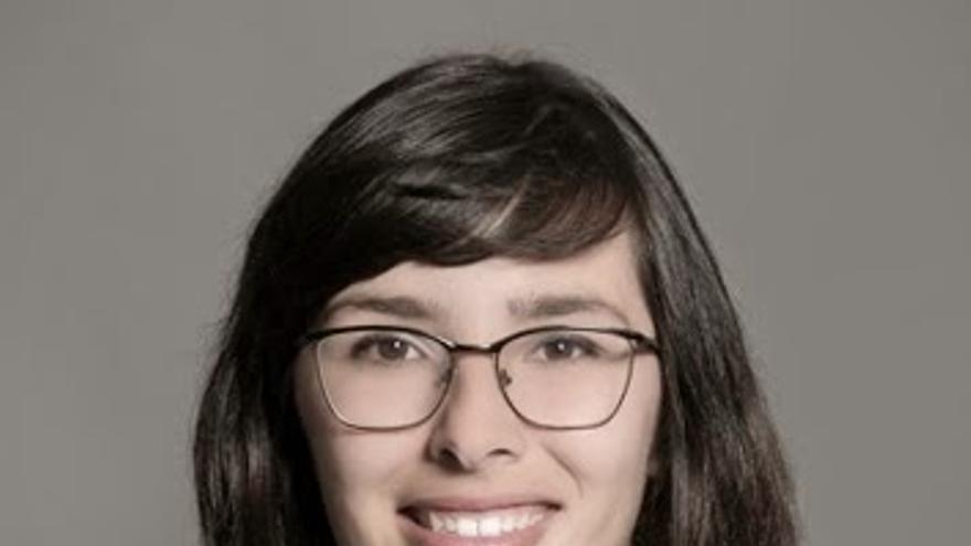 Violeta Moreno, concejala electa por Sí se puede en Tacoronte.
