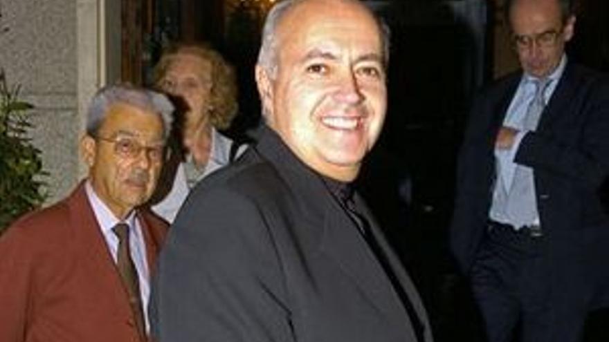 El productor José Luis Moreno. (EP)
