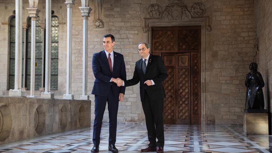 """La CUP enmarca la reunión de Sánchez y Torra en """"cantos de sirena"""" para recuperar estabilidad"""