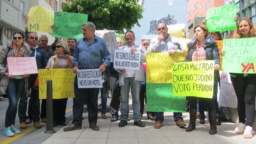 """Asociación de Casas en el Entorno Rural piden al Gobierno que les """"regularice"""" en vez de """"multarles"""""""