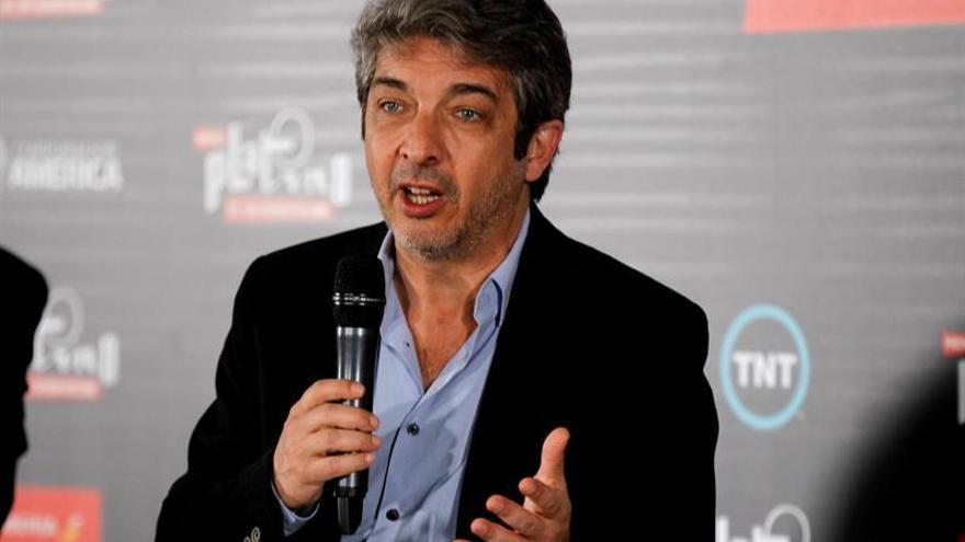 """Ricardo Darín, Platino de Honor: """"Siento un placer especial"""""""