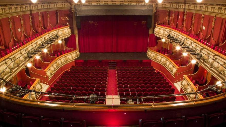 El centenario Teatro Olympia de Valencia