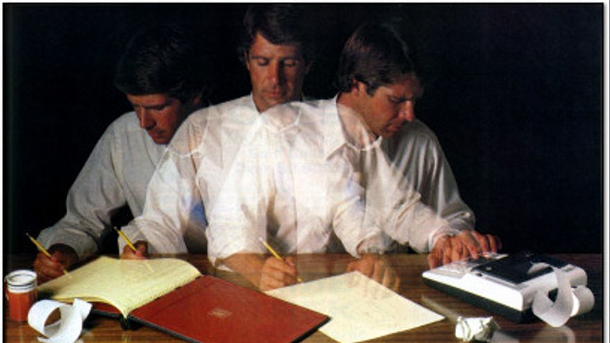 VisiCalc se presentaba como la solución para los trabajadores más atareados