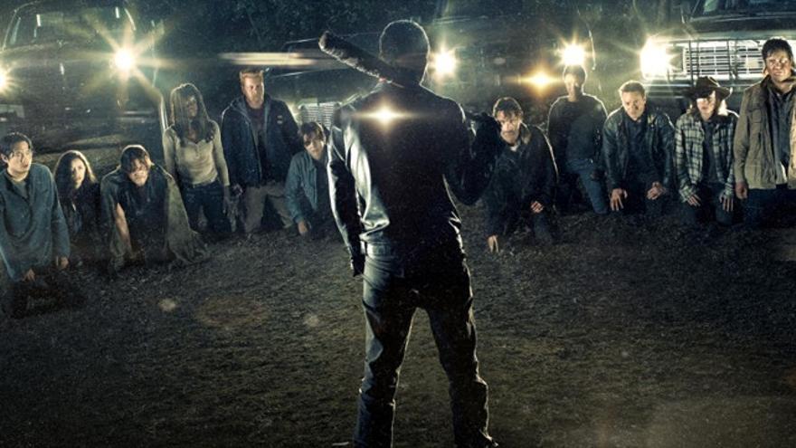 El productor de 'The Walking Dead' sobre el cliffhanger: 'Se hizo por la audiencia'