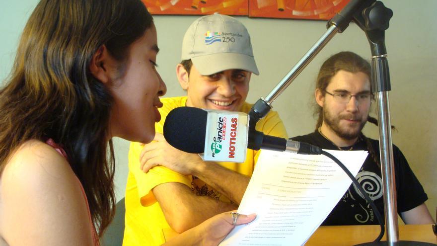 Radio Planicie, emisora local de San Juan de Lurigancho, en Perú