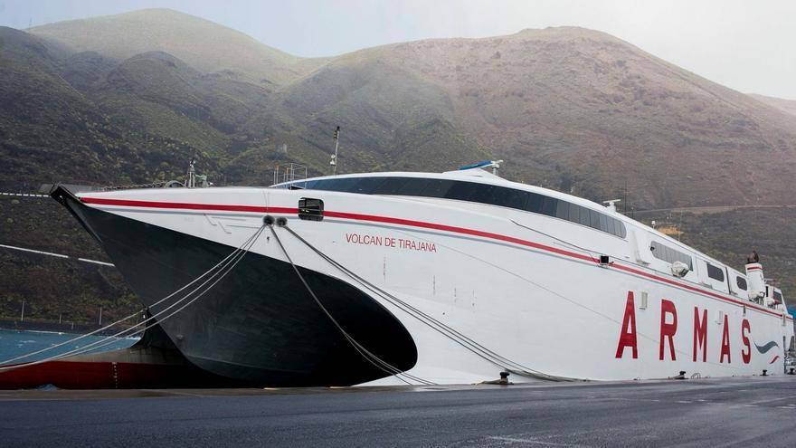 Barco Naviera Armas