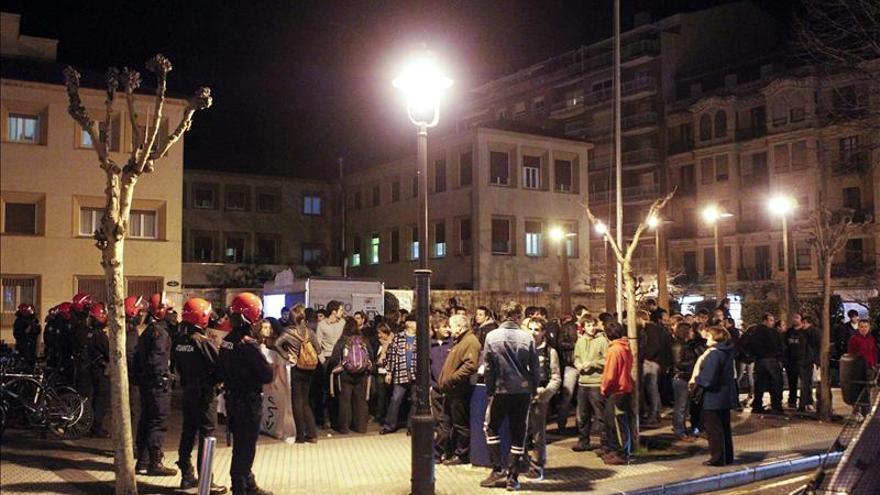 EH Bildu pide a Urkullu que la Ertzaintza no colabore con la Guardia Civil