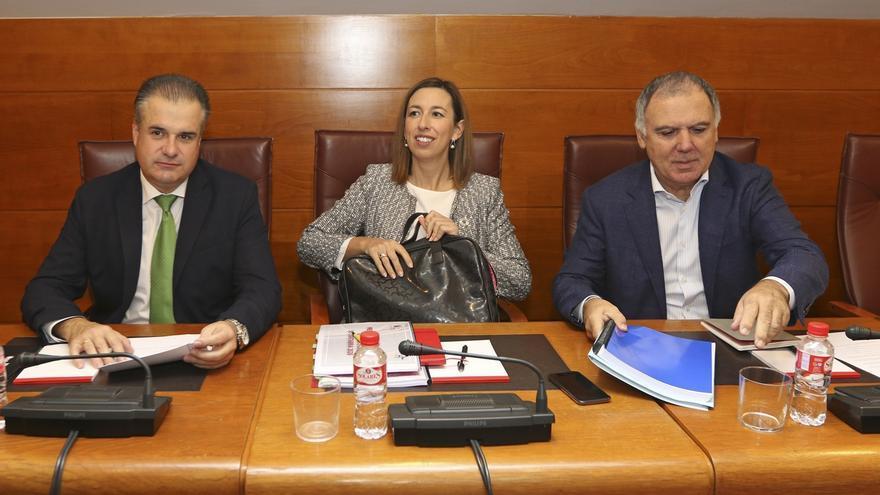 """Oposición critica unos Presupuestos """"decepcionantes"""", """"mentirosos"""", """"paralizantes"""" y de """"asfixia"""" fiscal"""