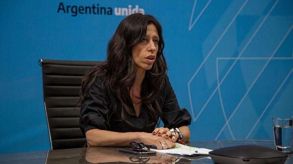 La secretaria de Comercio Interior, Paula Español, mantuvo una reunión con las autoridades de las principales cadenas de supermercados del país.