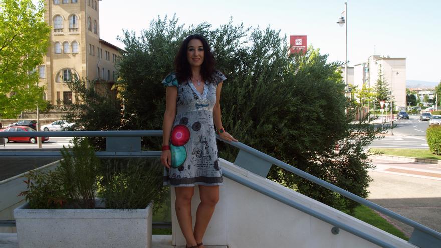 Raquel Carmen Nieto Moreno de Diezmas, doctora por la Universidad de La Rioja