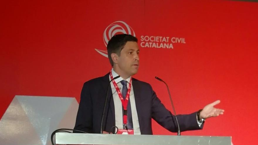 """Rosiñol (SCC): """"En Cataluña detrás de la demagogia hay tendencia a la tiranía"""""""