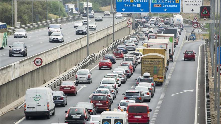 El regreso de las vacaciones acaba con al menos 15 muertos en las carreteras