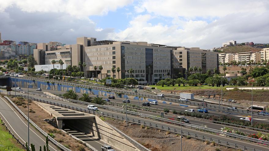 Hospital Doctor Negrín en Las Palmas de Gran Canaria