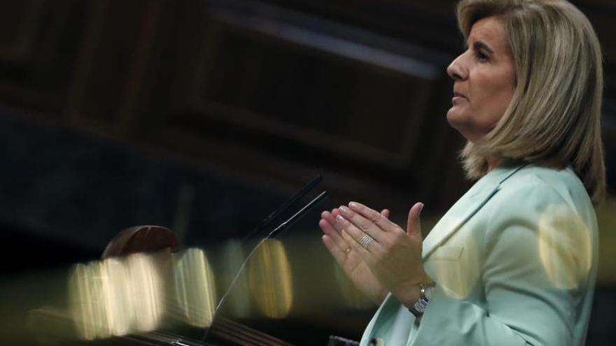 La exministra de Empleo Fátima Báñez.