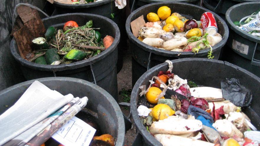España es el séptimo país de la UE que más alimentos desperdicia.