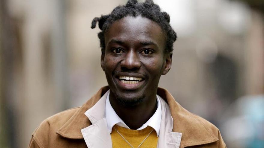 Detenido el cooperante senegalés Mamadou Dia por resistencia y desobediencia