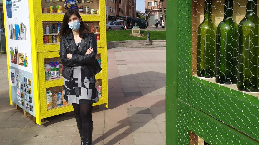 Barakaldo conciencia a sus vecinos y comercios sobre la importancia del reciclaje