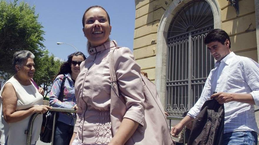 María José Campanario y su marido, el popular torero Jesulín de Ubrique.