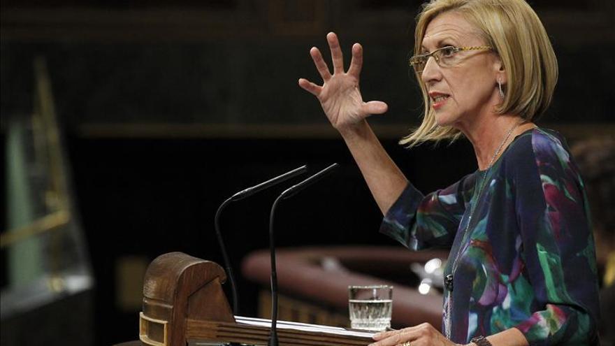 UPyD advierte al PSOE que su veto a la reforma electoral tendrá consecuencias