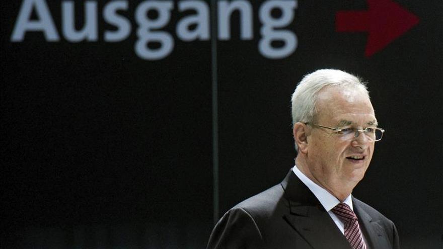 La fiscalía alemana abre diligencias por fraude contra el expresidente de VW