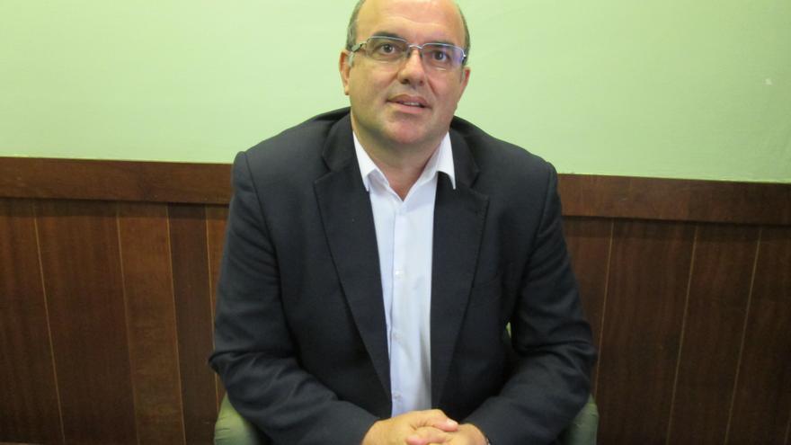 Anselmo Pestana confía en que él y sus seis compañeros puedan recuperar la militancia. Foto: LUZ RODRÍGUEZ