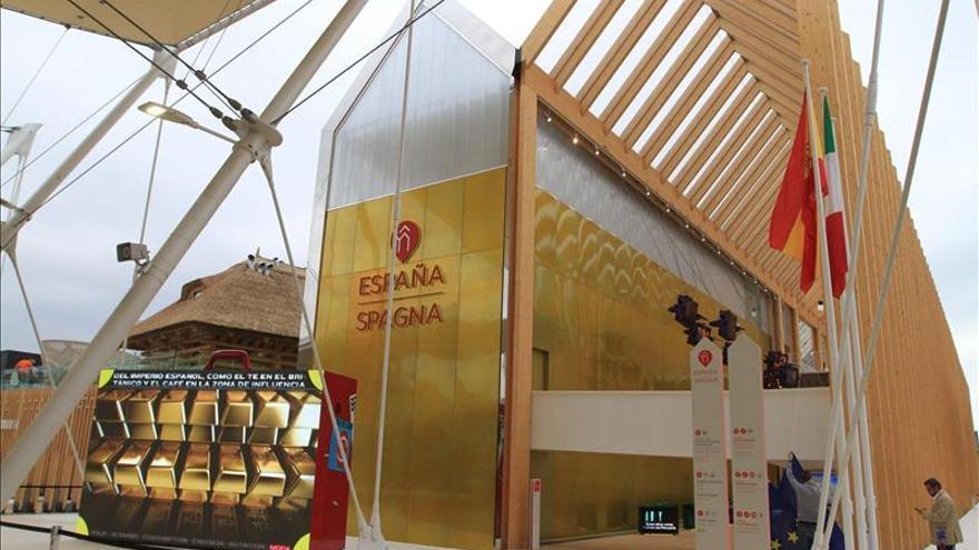 España en la Expo Milán: tradición, modernidad y dieta mediterránea
