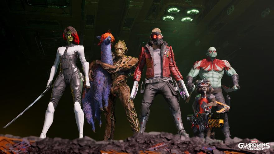 """""""Marvel's Guardians of the Galaxy"""" saldrá a nivel mundial el 26 de octubre"""
