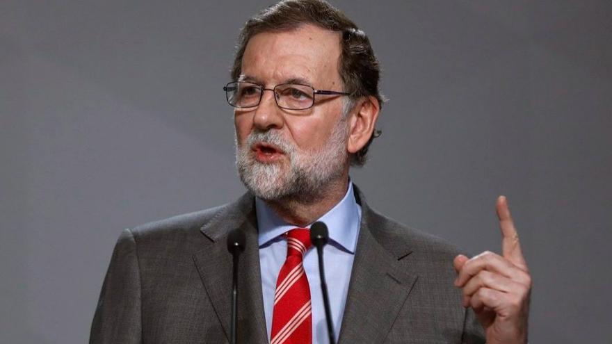 Mariano Rajoy, presidente del Gobierno español. (EFE).