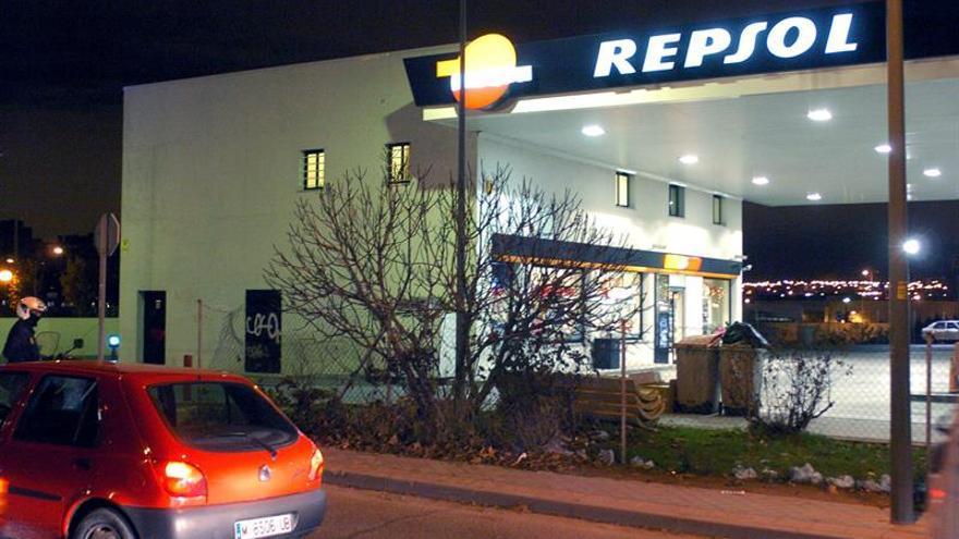 Repsol ganó 1.583 millones de euros hasta septiembre, un 41,3 % más