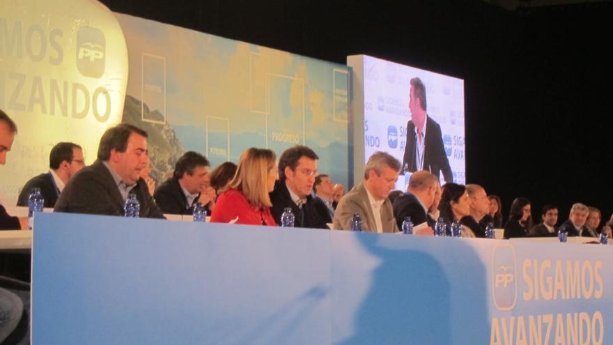 Los presidentes provinciales reivindican la política, el galleguismo y el relevo generacional