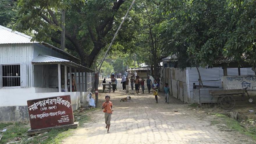 Bangladesh impide la entrada de decenas de rohinyás en su territorio