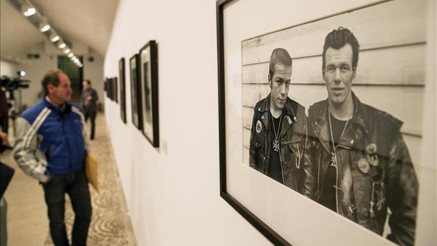 Dos series completas del fotógrafo Danny Lyon visitan España por vez primera