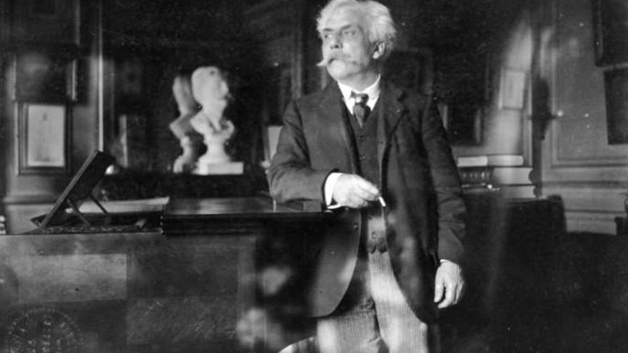La selección del artículo de Gabriel Fauré fue de las menos polémicas