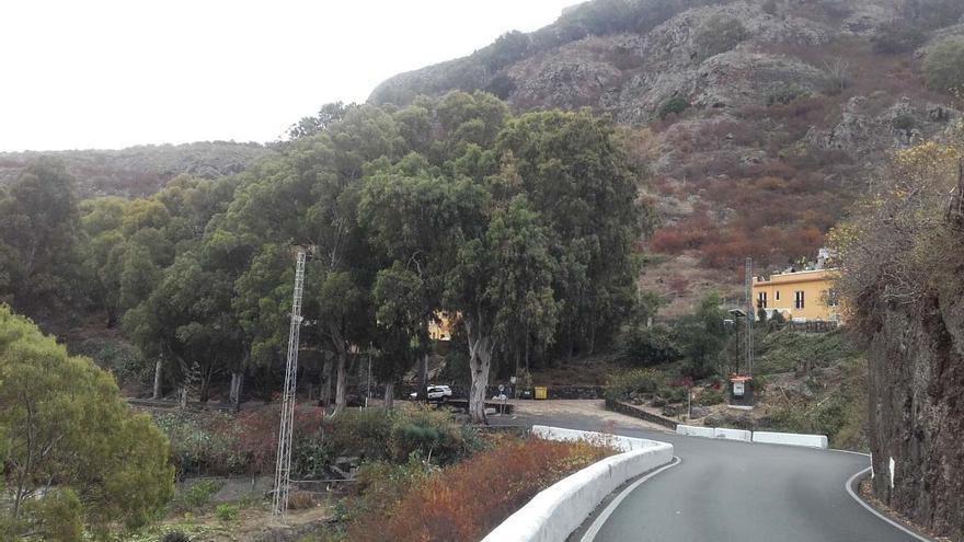 Carretera de Teror.