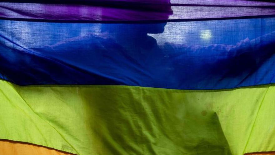 Diversidad sexual de Nicaragua carga contra Ortega en la marcha del Orgullo LGBT