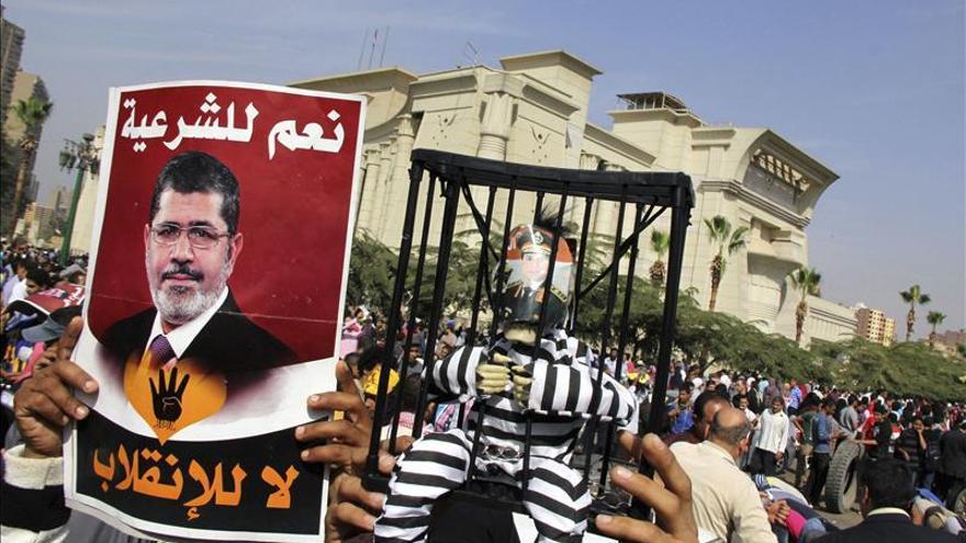 Mursi ha sido trasladado a una celda individual de una prisión en Egipto
