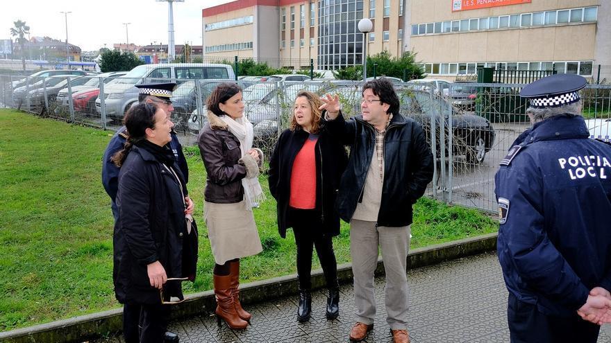 El Ayuntamiento mejorará la accesibilidad y seguridad en el IES Peñacastillo