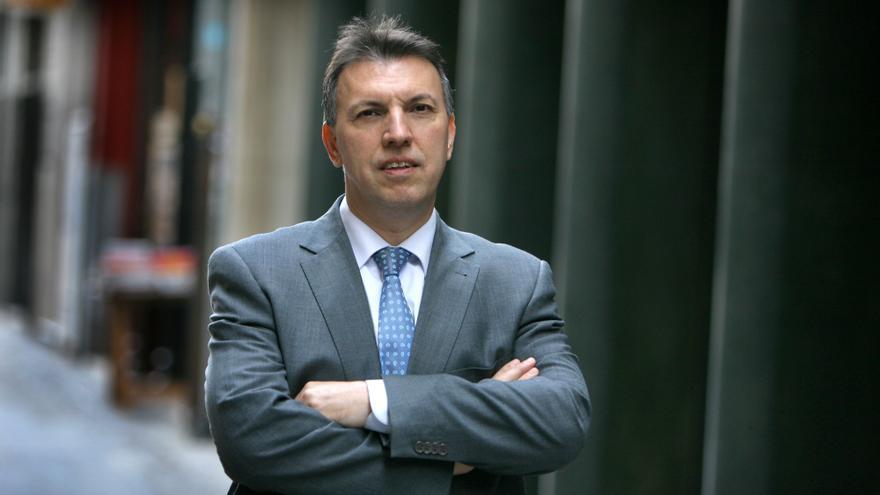 Joaquim Bosch, de Jueces por la Democracia.