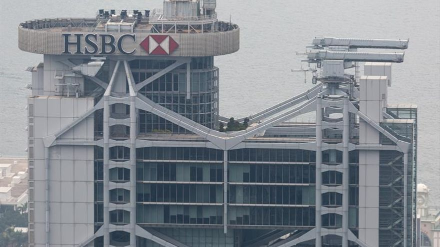The HSBC earns 18 6% more until June and announces the