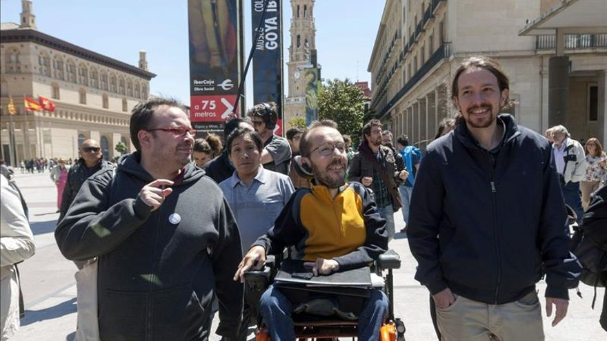 La dirección de Podemos avanza hoy en su estrategia de pactos
