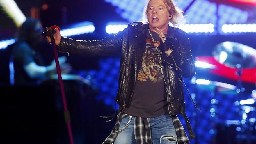 El único concierto de Guns N' Roses en España en 2020, el 23 mayo en Sevilla